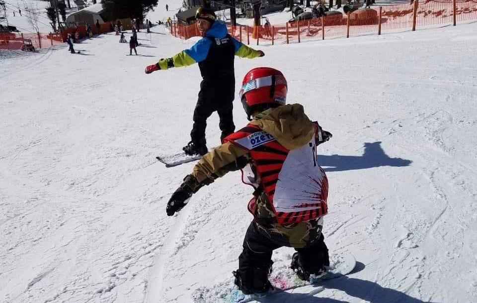 Mgスノーボードスクール